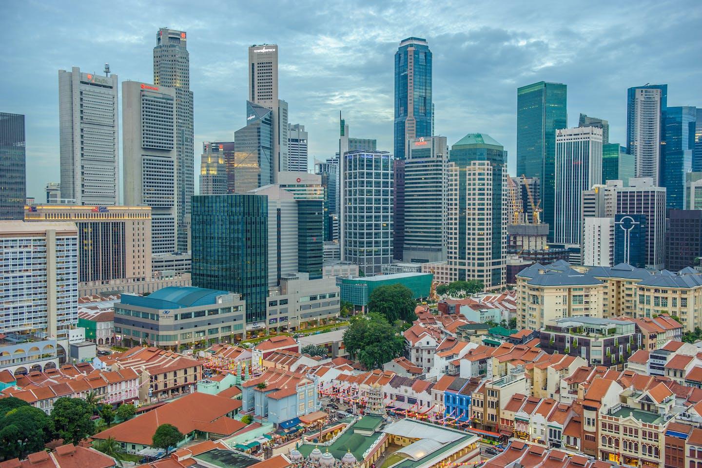 Singapore skyline again