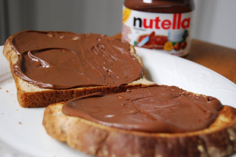 Nom nom nutella