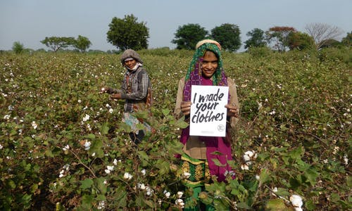 The invisible women and girls who make your clothes