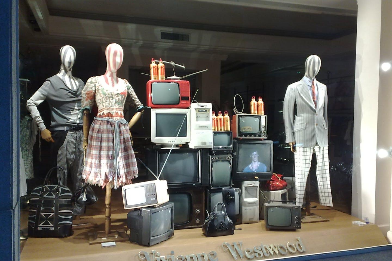 Vivienne Westwood storefront
