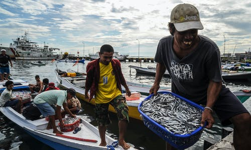 A new set of values: Can technology help tackle illegal fishing?