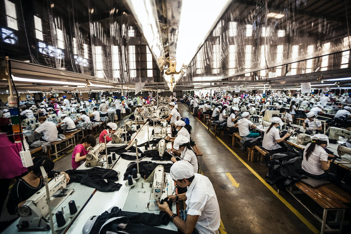 Ando International, a Vietnamese garment firm with 900 workers in HCM City, has improved a lot in labour standards