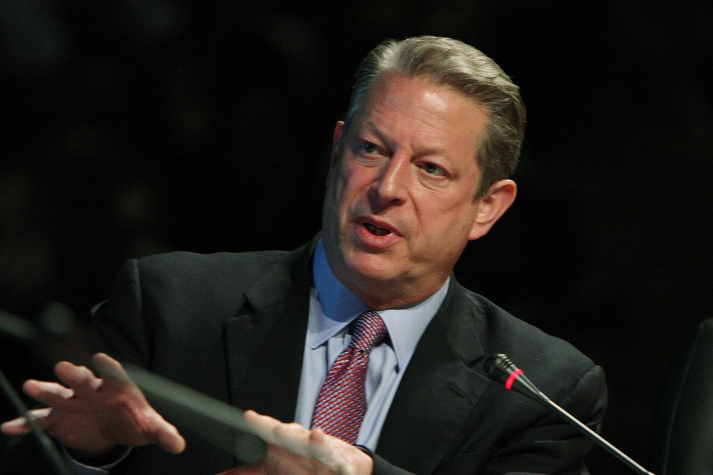 Former US Vice President Al Gore returns to the big screen in An Inconvenient Sequel: Truth to Power