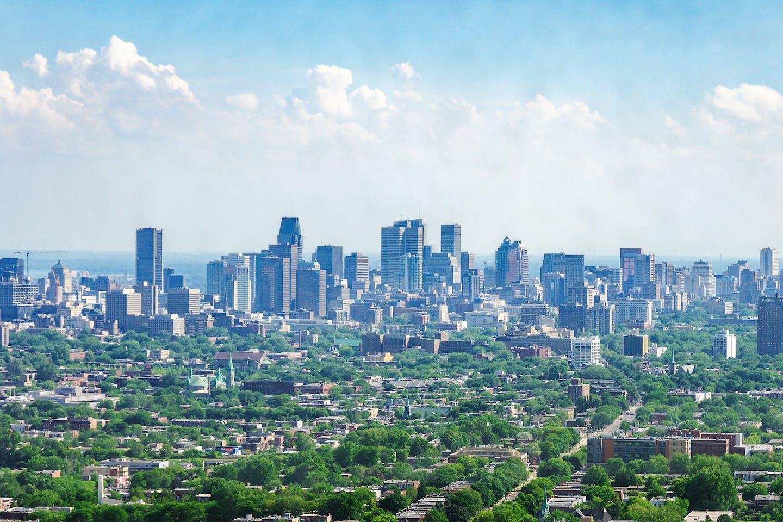 Green city montreal