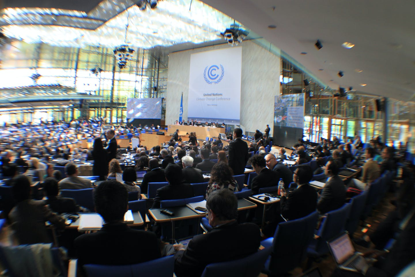Bonn Climate Change Conference in April 2013