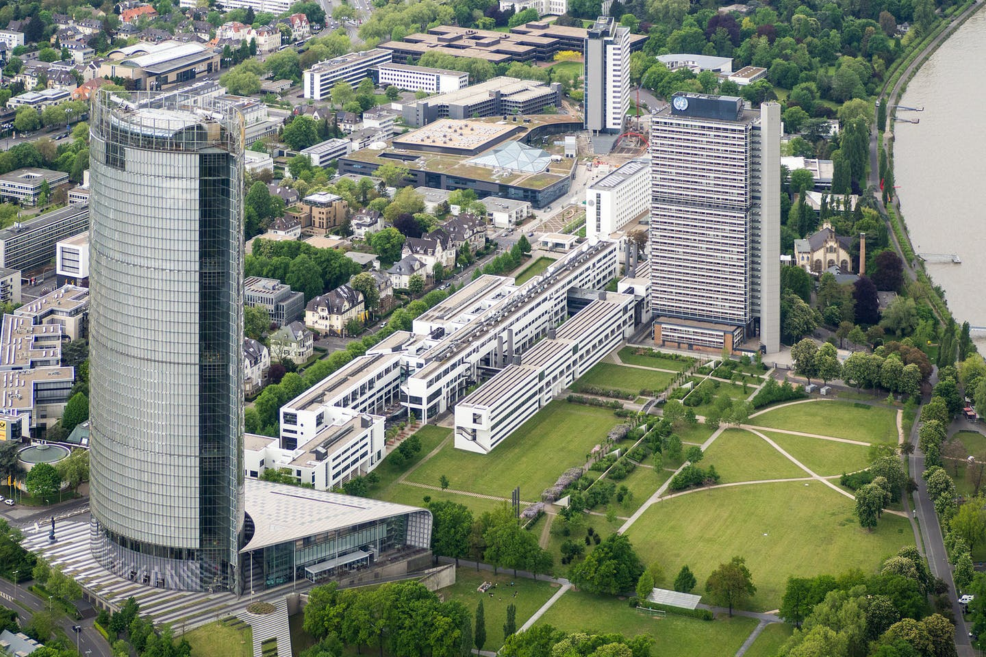 WCCB in Bonn, Germany