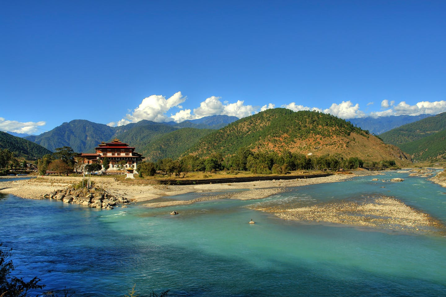 Mother and Father River, Bhutan