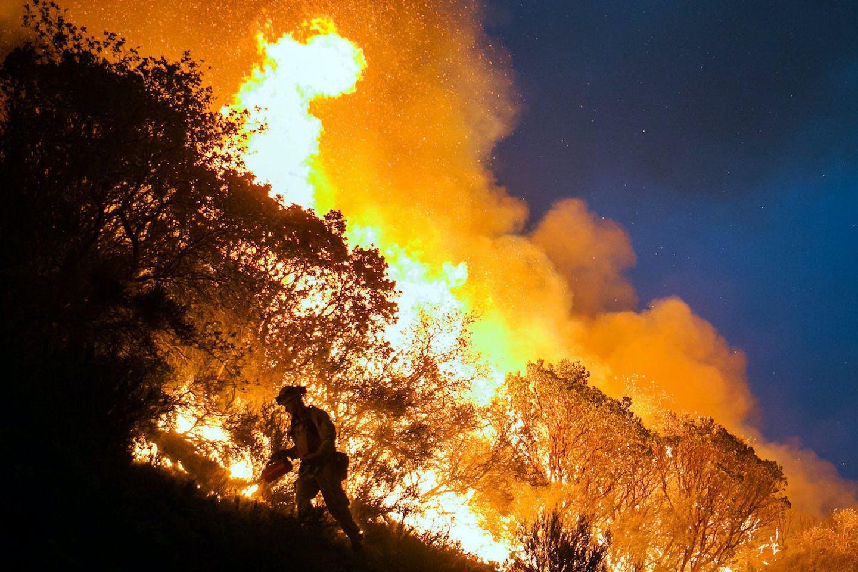 Cali fire