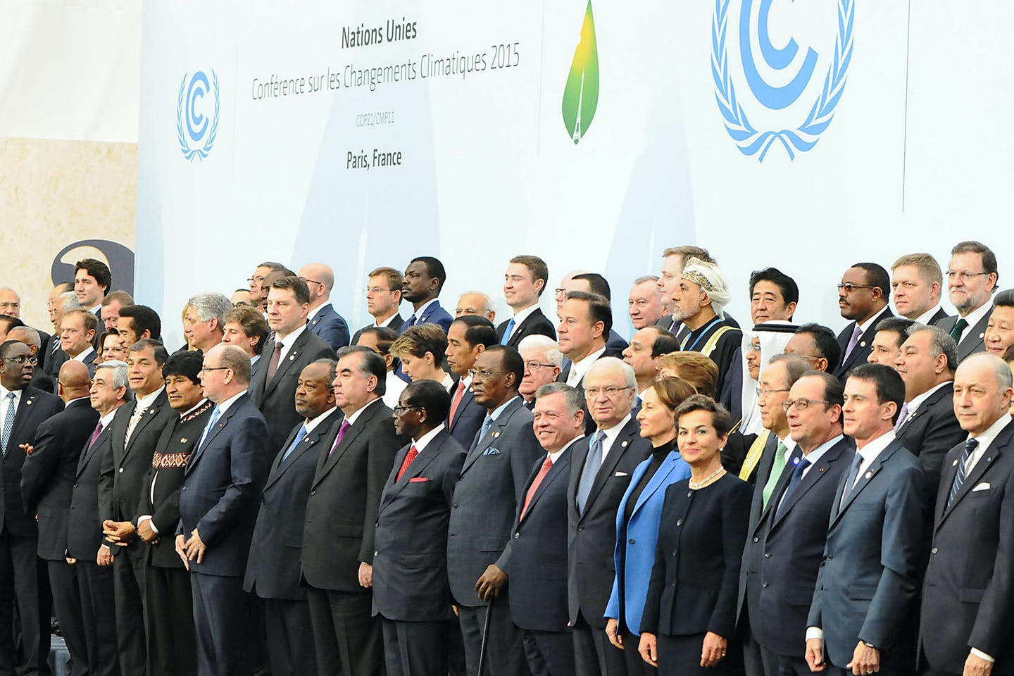 UN world leaders family photo