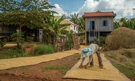 Tiny loans lead to bigger debts, land losses in Cambodia