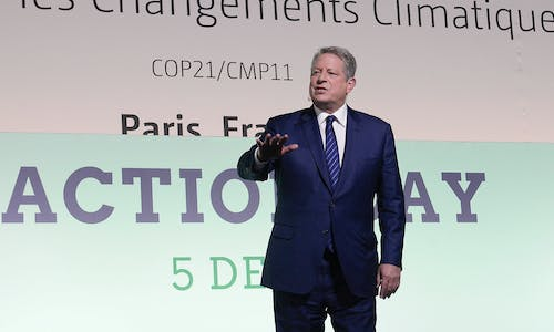 Cities launch five-year vision to tackle climate change