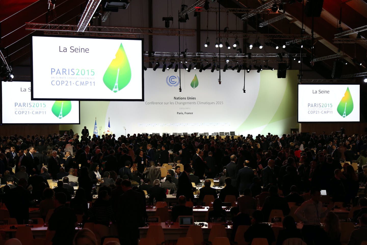 unfccc paris seine hall