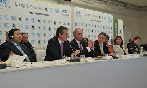 Business pledges at COP21: Progress or COP out?