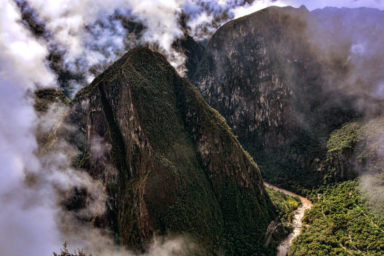 cloud forest peru