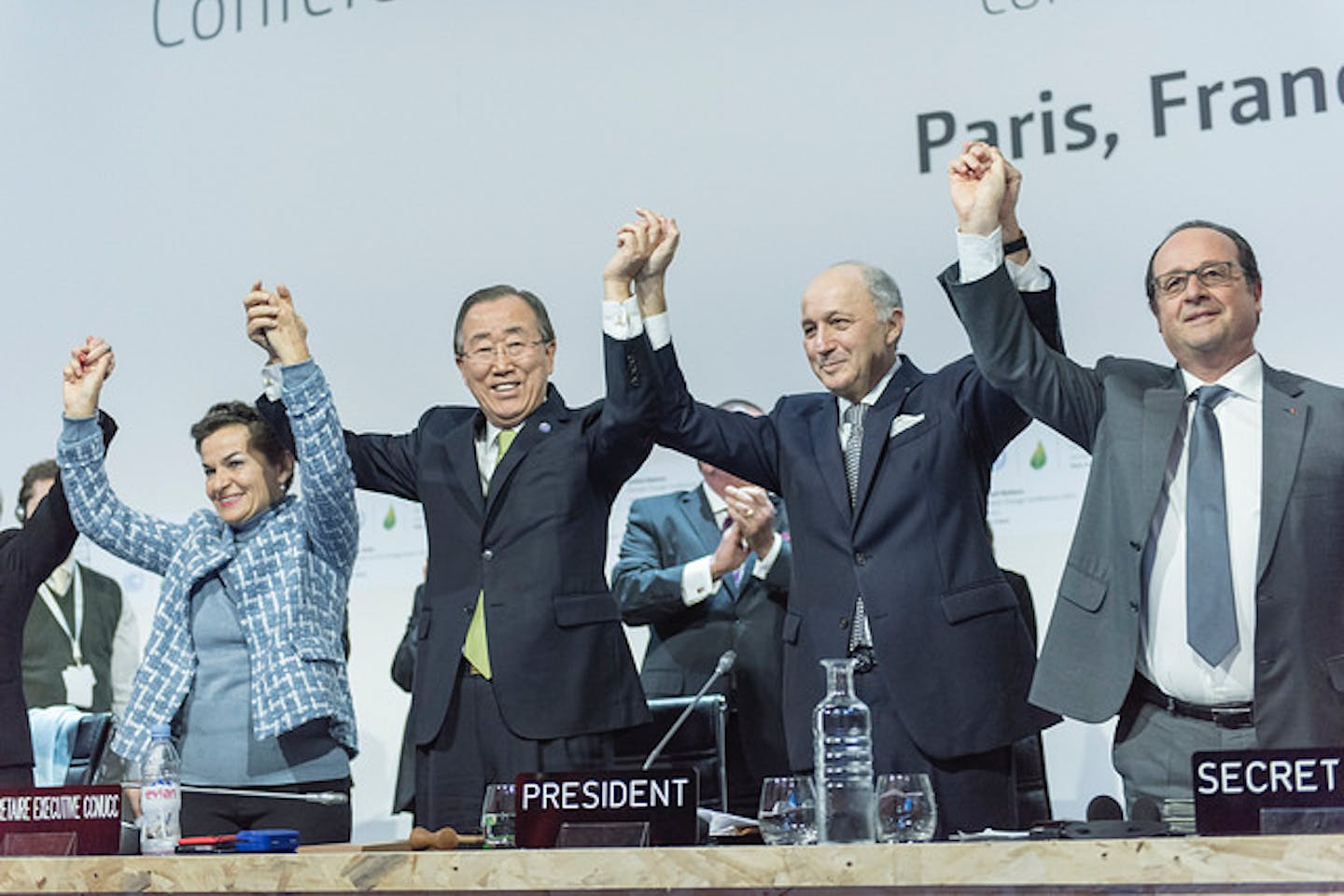 Paris Agreement reached