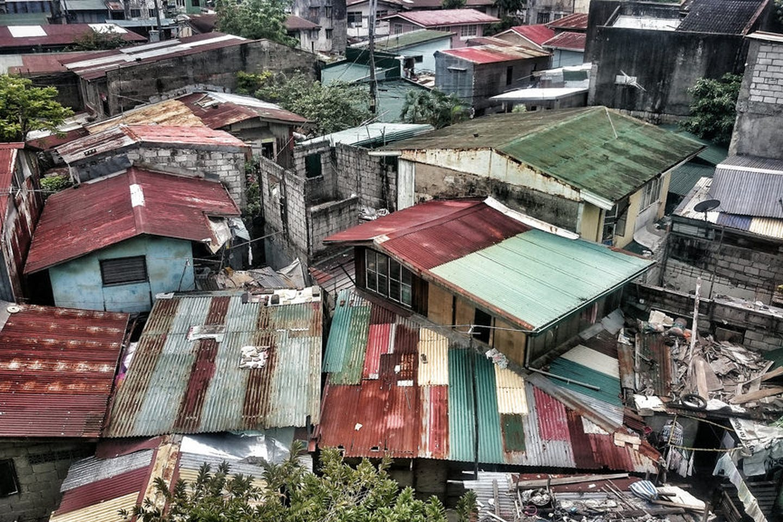 slums manila