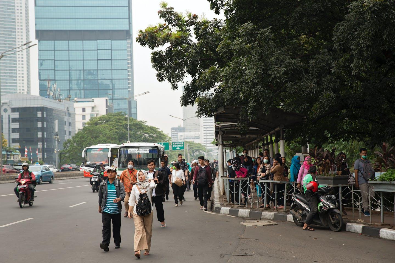 Jakarta commute