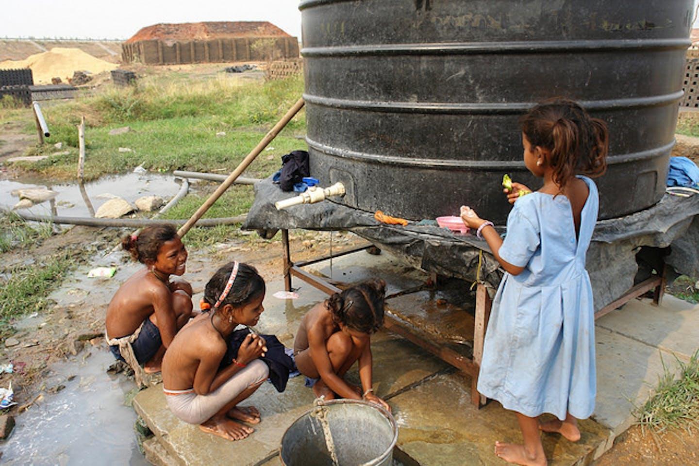 children in Andhra Pradesh
