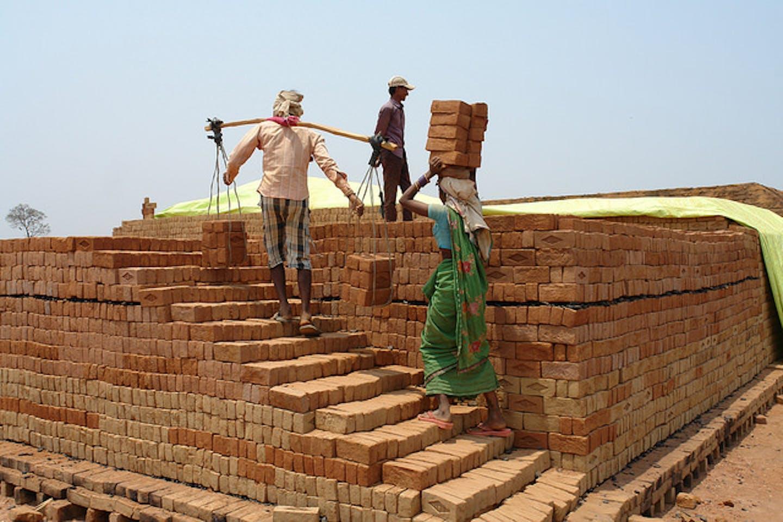 Andhra Pradesh brick kiln workers