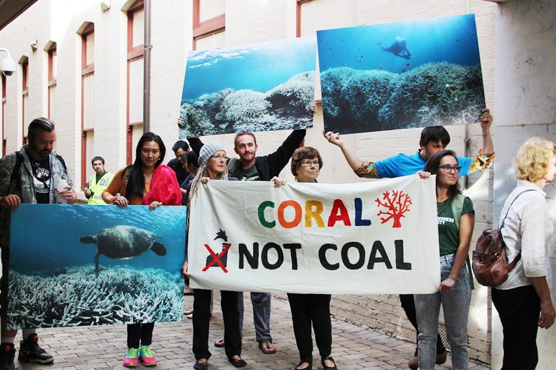 adani coal protest