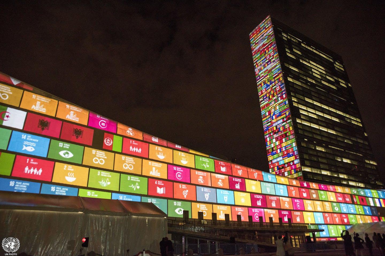 SDGs UN HQ