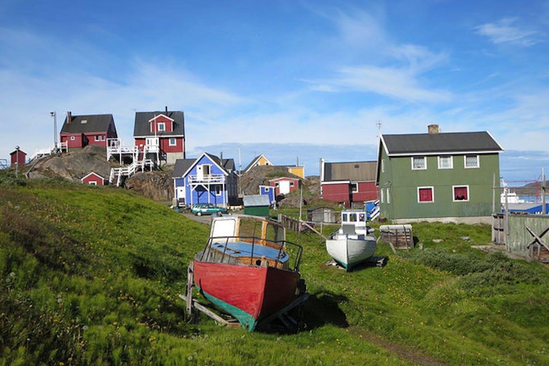 Sisimut Greenland