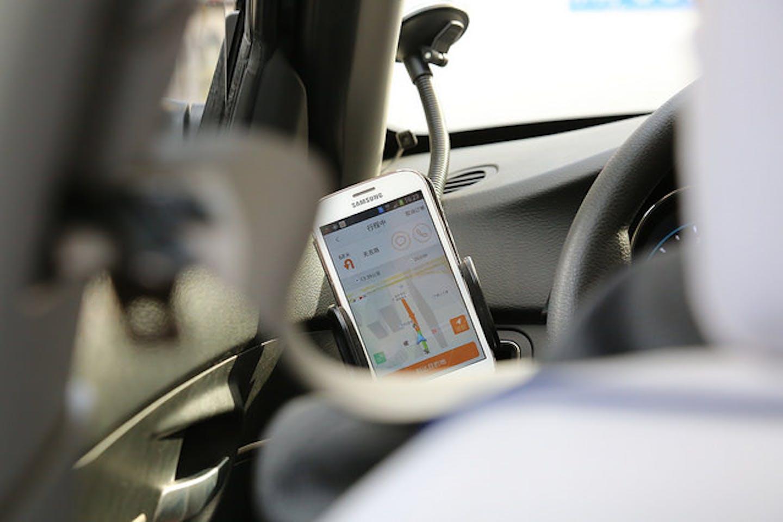 taxi app in Beijing