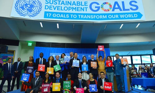 UN science report to guide countries on the SDGs