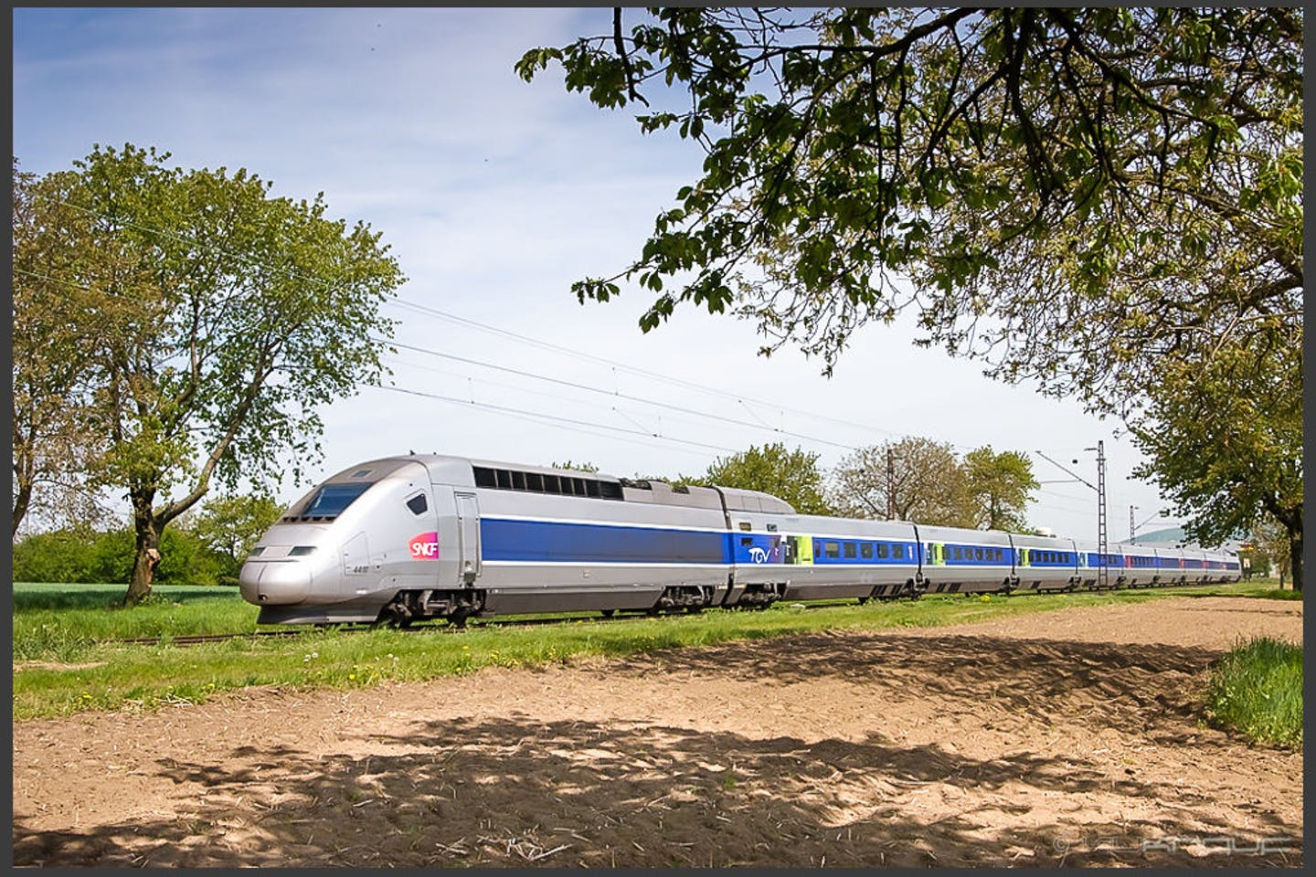 highspeed rail germany