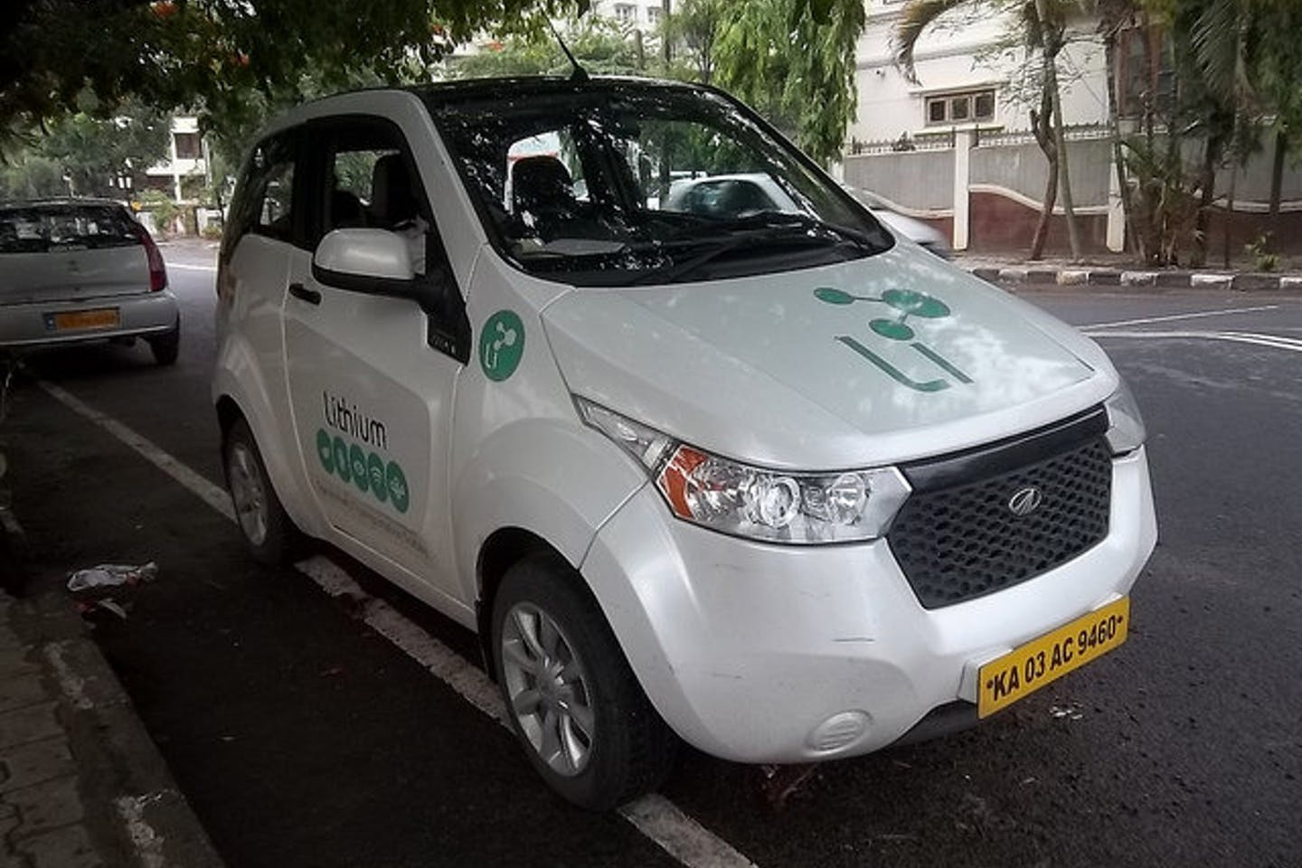 electric vehicle cab