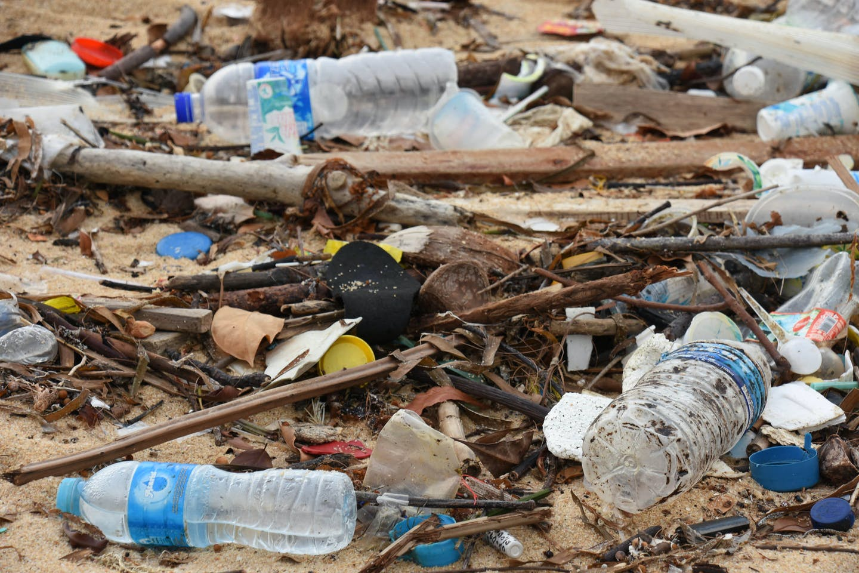 plastic bottles ECP
