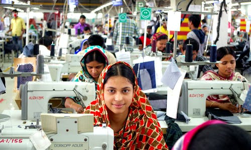 Empowering Bangladesh's female garment workers