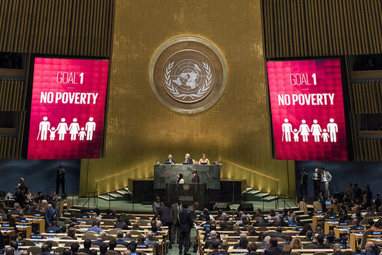 UN SDGs at UNGA