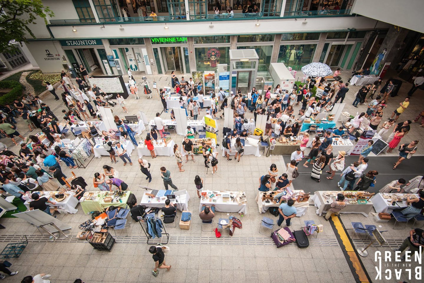 The Conscious Festival by Green is the New Black was held in Hong Kong early this year, bringing together local and international brands that promote sustainable lifestyle and consumption choices.  Image: Green Is The New Black Asia