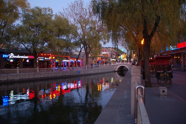 beijing river