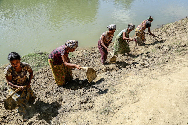Banderban farmers
