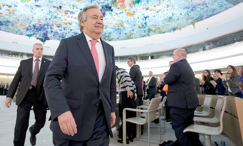 Green economy is 'the economy of the future,' says UN chief