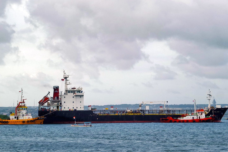 oil tanker indonesia