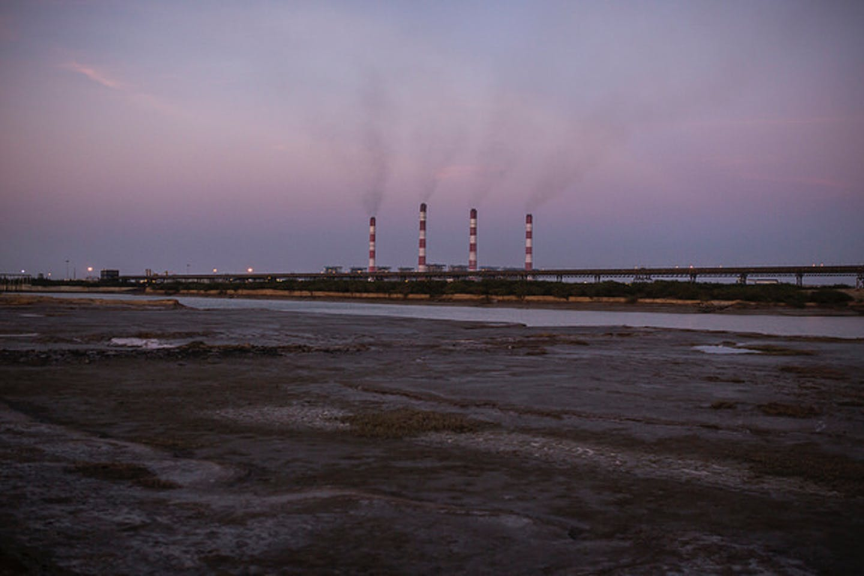 India coal plant