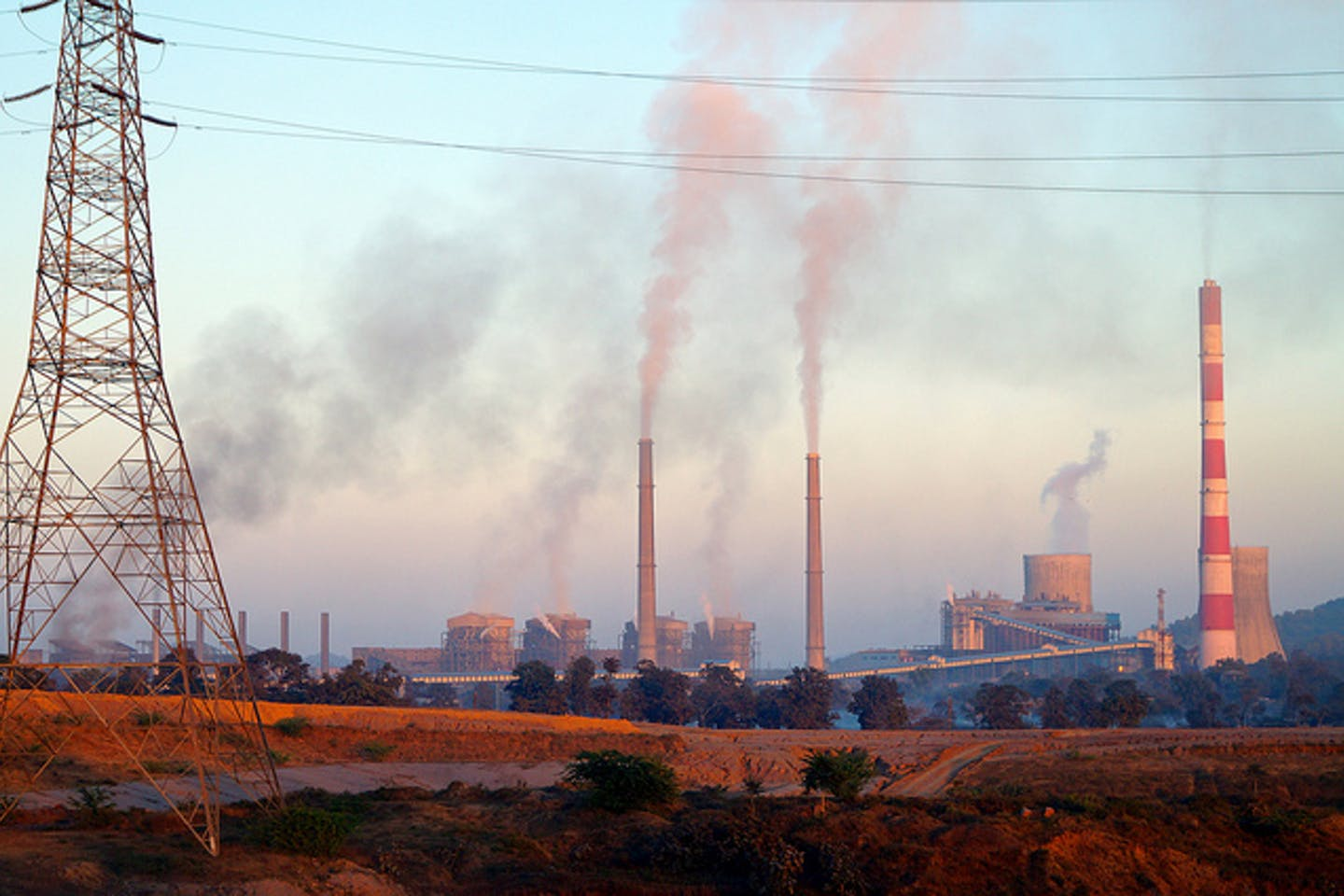 thermal power plant in India