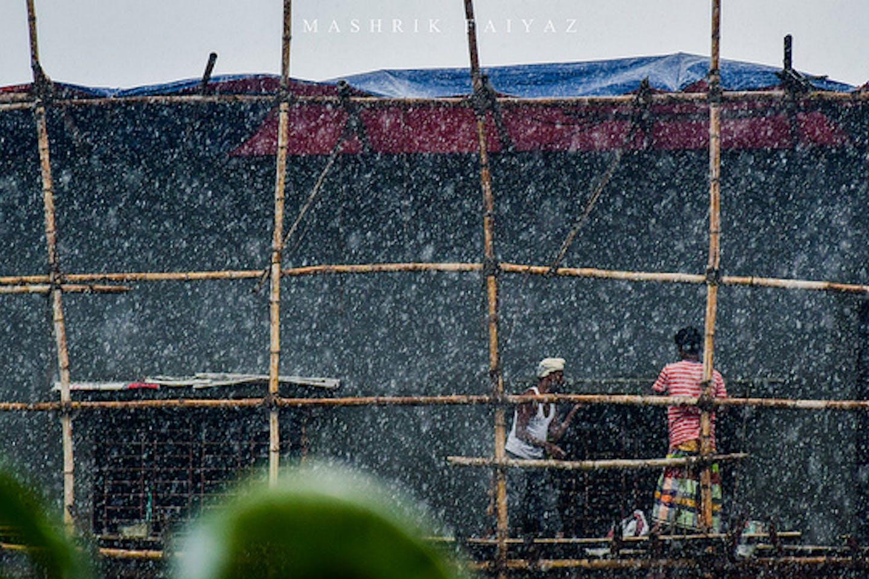 labourers in Bangladesh