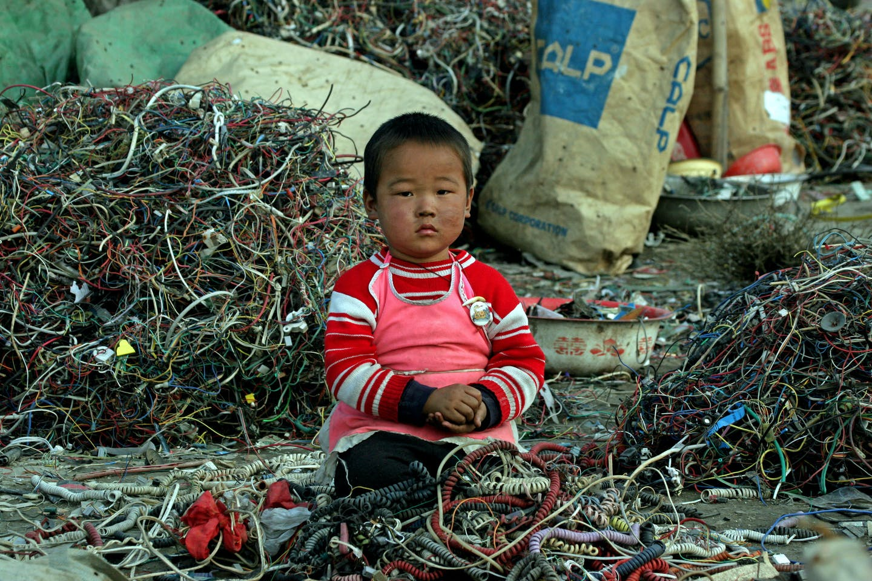 recycling boy 3