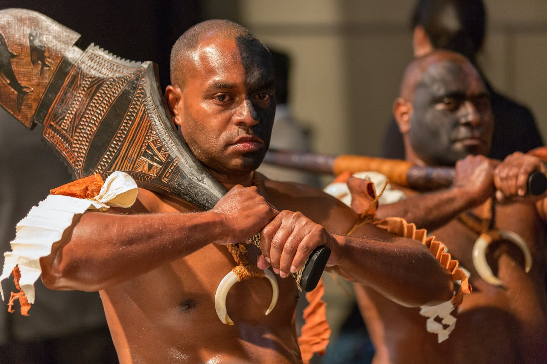 Fijian presentation