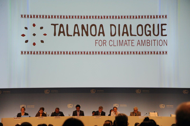 Talanoa Dialogue SB48 Bonn