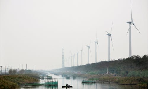 Enter the dragon: China's renewables growth goes global
