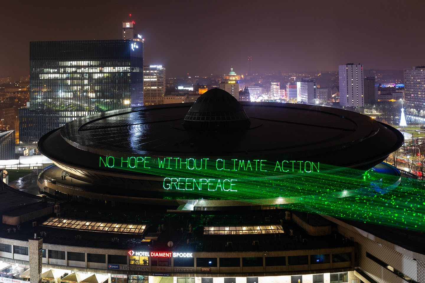 climate action greenpeace