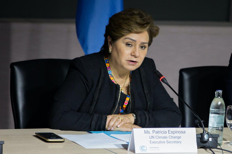 UNFCCC exec sec