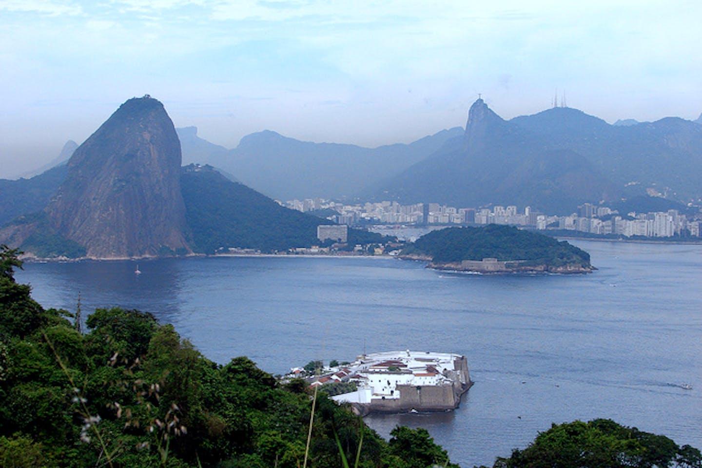 Guanabara Bay Brazil