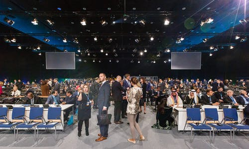 Poor and vulnerable countries were bullied at UN climate talks