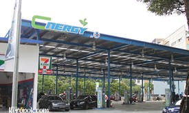 End of the road for CNG as fuel for vehicles?